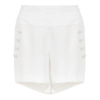 Olympiah Short 'valle Sagrado' - Branco