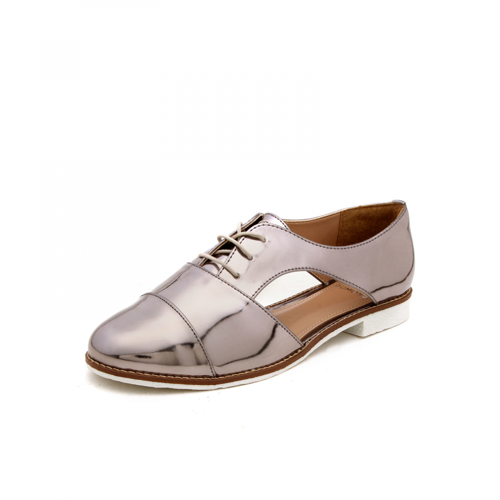 a7fda8260 Oxford Dumond Weekend Prata Velha | iLovee
