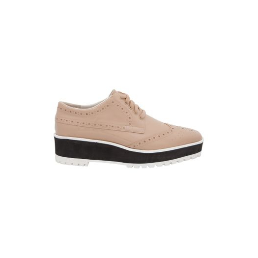 e6a00139e Oxford flatform verniz VINCI SHOES - bege