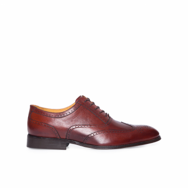 Oxford Full Brogue - Marrom