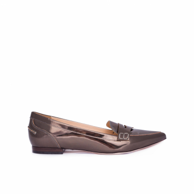 Oxford Loafer - Bronze