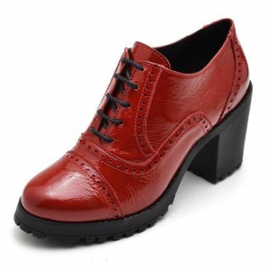 Oxford Top Franca Shoes Feminino-Feminino
