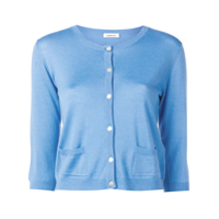 P.a.r.o.s.h. Cashmere Wondering Cardigan - Azul