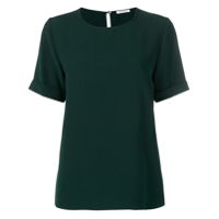 P.a.r.o.s.h. Short Sleeved Blouse - Verde