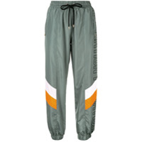 P.e Nation Blade Track Trousers - Verde