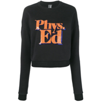 P.e Nation Long Sleeved Sweater - Preto