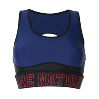 P.e Nation Top Esportivo Discus - Azul