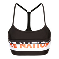 P.e Nation Top Esportivo 'trackbar' - Preto