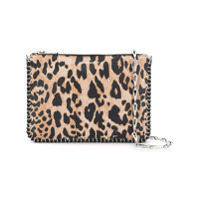Paco Rabanne Leopard Clutch Bag - Neutro