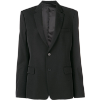 Paco Rabanne Tailored Suit Jacket - Preto
