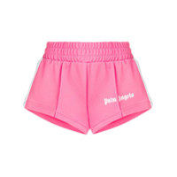 Palm Angels Calça Esportiva Cropped - Rosa