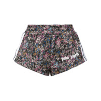 Palm Angels Short Esportivo - Estampado
