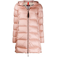 Parajumpers Hooded Padded Jacket - Rosa