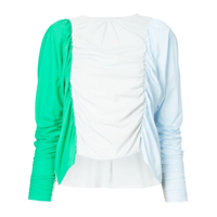 Paskal Blusa Color Block - Estampado