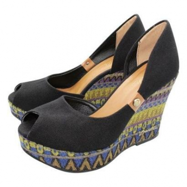 Peep Toe Barth Shoes-Feminino