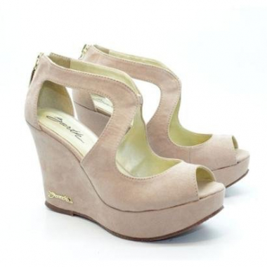 Peep Toe Barth Shoes Meca-Feminino