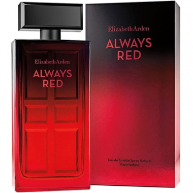 Perfume Always Red Feminino Elizabeth Arden Edt 30Ml-Feminino