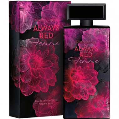 Perfume Always Red Femme Feminino Elizabeth Arden Edt 100Ml-Feminino