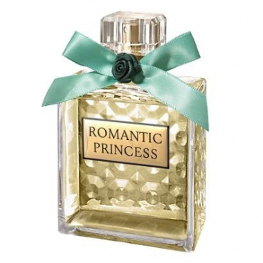 Perfume Feminino Romantic Princess Paris Elysees Eau De Parfum 100Ml-Feminino