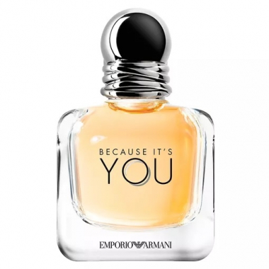 Perfume Giorgio Armani Because It's You She Feminino Eau De Parfum