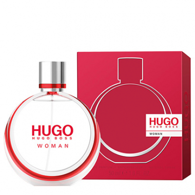 Perfume Hugo Woman Feminino Hugo Boss Edp 50Ml-Feminino