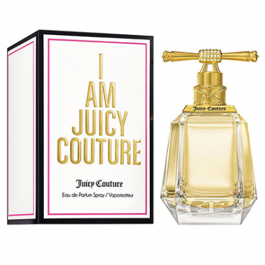 Perfume I Am Juicy Couture  Feminino Juicy Couture Edp 50Ml-Feminino