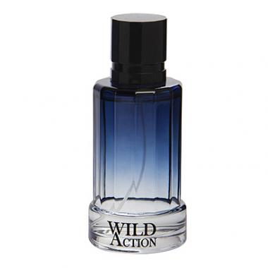 Perfume Wild Action Real Time Feminino Coscentra Edt 100Ml-Feminino