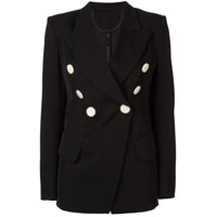 Petar Petrov Jewel Double Breasted Tailored Jacket - Preto