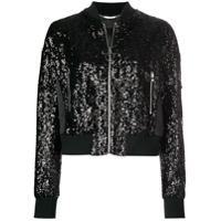 Philipp Plein Jaqueta Bomber 'you're Always On My Mind' - Preto