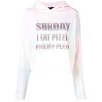 Philipp Plein Moletom Sunday - Branco