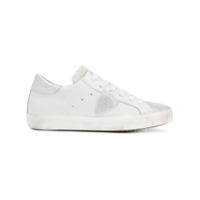 Philippe Model Paris Studded Sneakers - Branco