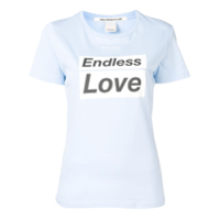 Pinko Camiseta 'killer Love' - Azul