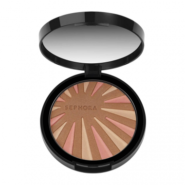 Pó Bronzeador Sephora Collection Shimmering Bronzing Powder
