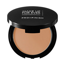 Pó Compacto Pro Finish 178 - Neutral Brown de MAKE UP FOR EVER