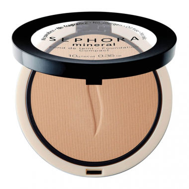 Pó Compacto Sephora Collection Mineral