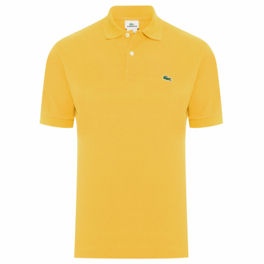 Polo Masculina Best - Amarelo