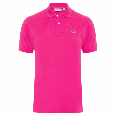 Polo Masculina Best - Rosa