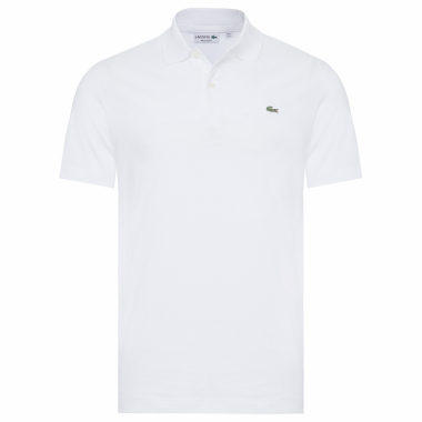 Polo Masculina Regular Fit - Branco
