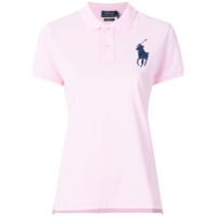 Polo Ralph Lauren Camisa Polo 'big Pony' - Rosa
