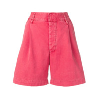 Polo Ralph Lauren Tailored Cargo Shorts - Vermelho