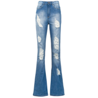 Pop Up Store Calça Jeans Flare - Azul