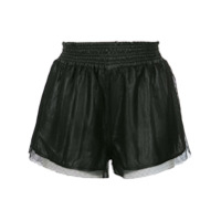 Pop Up Store Short De Tela - 0003