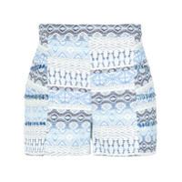 Pop Up Store Short Jacquard - 0010
