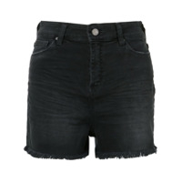 Pop Up Store Short Jeans - Preto