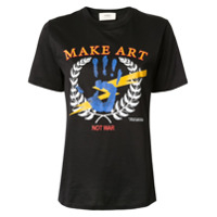 Ports 1961 Camiseta 'make Art' - Preto
