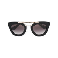 Prada Eyewear Óculos De Sol 'cinema Exclusive' - Preto