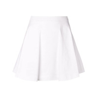 Prada Flared Skirt - Branco
