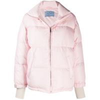Prada Padded Jacket - Rosa