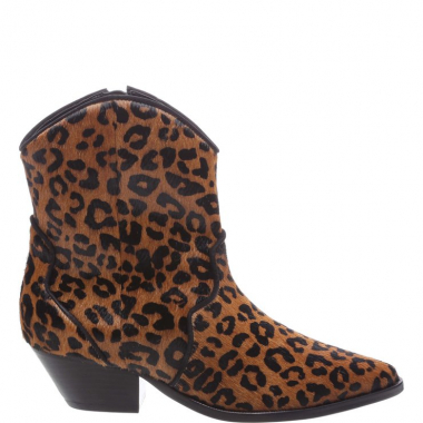 Cowboy Boot Animal Print | Schutz