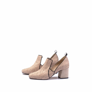 {Preview}  Loafer Heleninha - Nude
